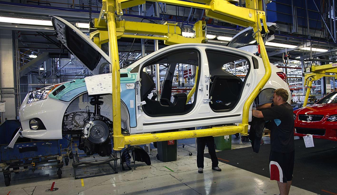 automotive industry in uk